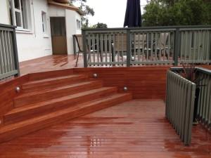 Slippery Deck